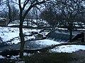 Presa de Santa Colomba en pleno invierno - panoramio.jpg
