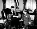 President John F. Kennedy with Robert F. Kennedy, Jr. (02).jpg