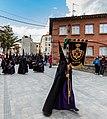 Procesión del Santísimo Cristo de la Paz en Jueves Santo, Calatayud, España, 2018-03-28, DD 05.jpg