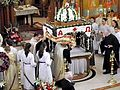 Procession of the Epitaphios - Annunciation Greek Orthodox Cathedral, Toronto (2016).JPG