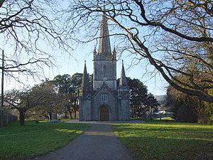 Cahir - Image: Protestant church 2