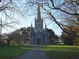 Cahir - Image: Protestant church 2