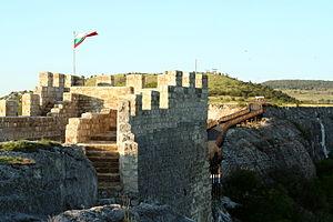 Provadia - The Ovech Castle above Provadia