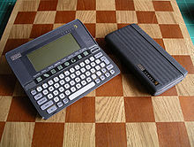 Psion Organiser - WikiVisually