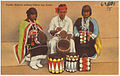 Pueblo Indians making hollow log drums.jpg