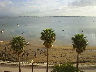 Puerto Real - Playa of the Cap.
