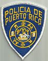 Puerto Rico - policia - police patch 02.jpg