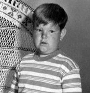 Pugsley Addams - Ken Weatherwax as Pugsley in The Addams Family  television series.
