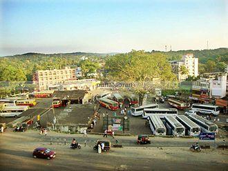 Punalur - Punalur Ksrtc bus stand