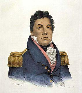 Pushmataha 19th century Choctaw chief