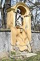 Putnok, Nepomuki Szent János-szobor 2021 02.jpg