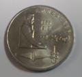 Pyotr Lebedev commemorative Soviet 1 ruble (obv).png
