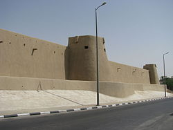 Sahoud Fort in Hofuf