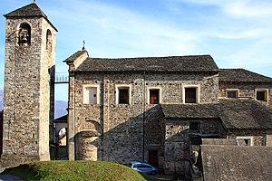 Quarna Sopra - Image: Quarna Sopra parrocchiale