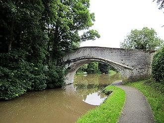 Listed buildings in Christleton - Image: Quarry Bridge, Christleton