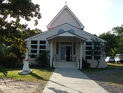 Quetta Memorial Cathedral Church, Thursday Island, 2014.jpg