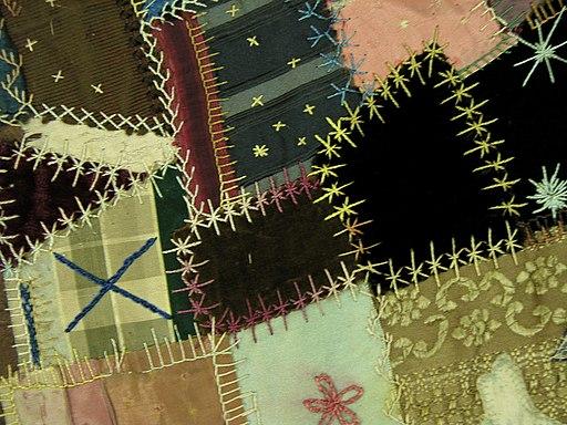 Quilt, patchwork (AM 1953.62.4-4)