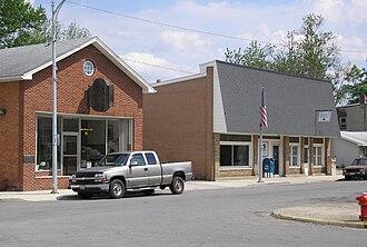 Quincy, Ohio - Image: Quincy Post