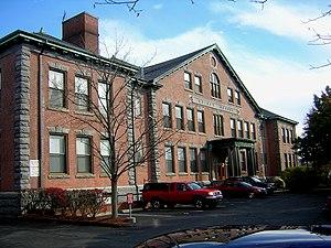 North Quincy (Quincy, Massachusetts) - Quincy Elementary School