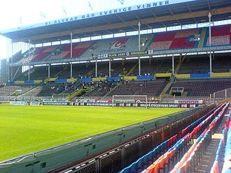 UEFA Euro 1992 - Image: Råsunda Stadium
