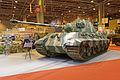 Rétromobile 2015 - Panzer VI Ausf B Tigre II - 1944 - 028.jpg