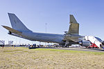 RAAF (A39-002) Airbus KC-30A (A330-203MRTT) on display at the 2013 Avalon Airshow (2).jpg