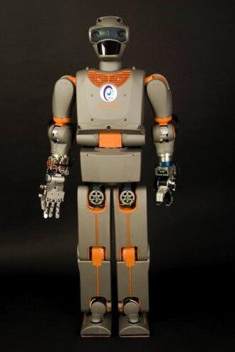REEM - Image: REEM B humanoid robot