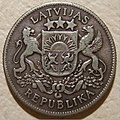REPUBLIC OF LATVIA -2 LATI 1925 b - Flickr - woody1778a.jpg