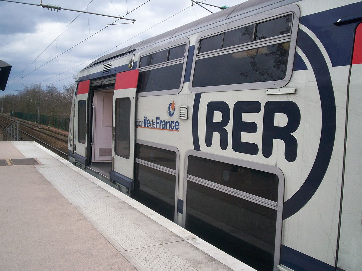 R seau express r gional d 39 le de france wikip dia for Rer wikipedia