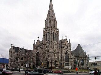 Reformed Episcopal Seminary - Former West Philadelphia Campus