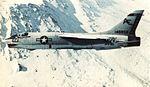 RF-8G Crusader of VFP-63 Det.42 in flight 1970.jpg