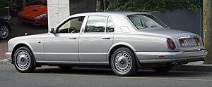 Rolls-Royce Silver Seraph - Silver Seraph