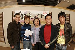 Cast for the 2006 series
