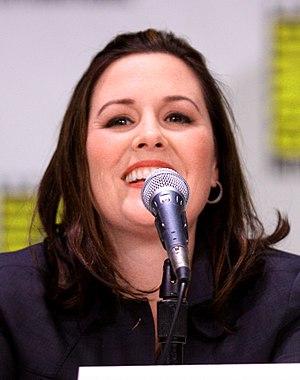 Rachael MacFarlane - MacFarlane at the San Diego Comic-Con International, July 2011.