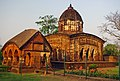 Radhamadhab temple at Bishnupur in Bankura district of West Bengal.jpg