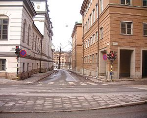 Rådhusgränd - Rådhusgränd in March 2007.