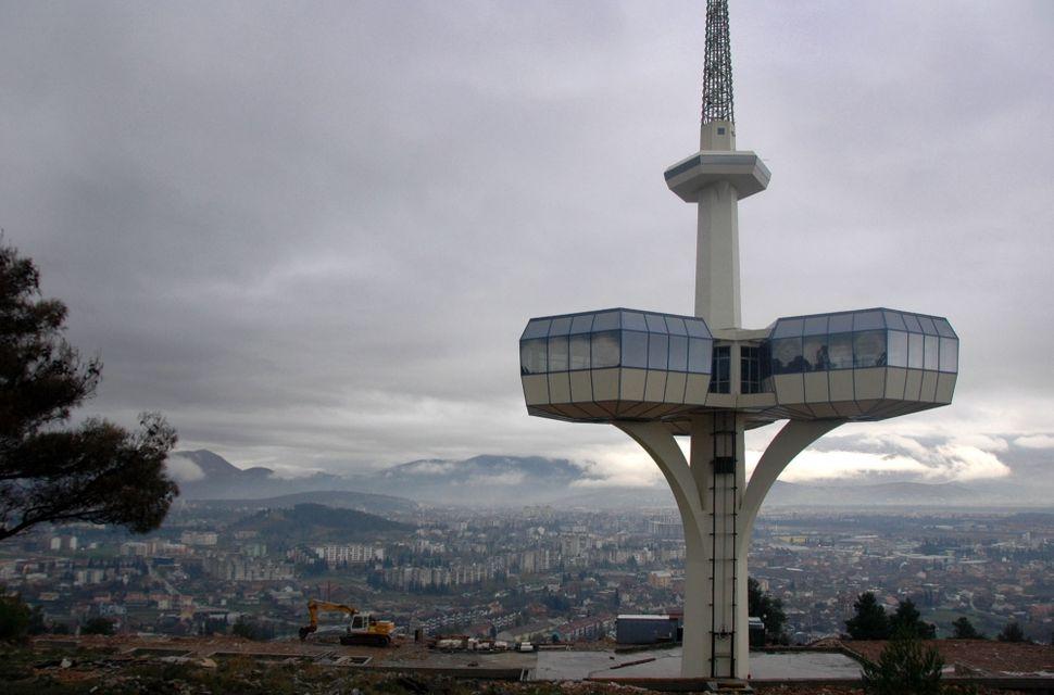 Radio tower Podgorica