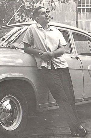 Rafael Amen-Zadeh - May 1967