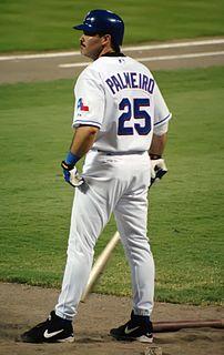 Rafael Palmeiro Former Major League Baseball player
