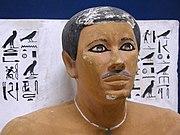 Rahotep statue