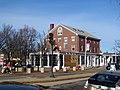 Railroad Hotel and Washington Street, April 2016.JPG