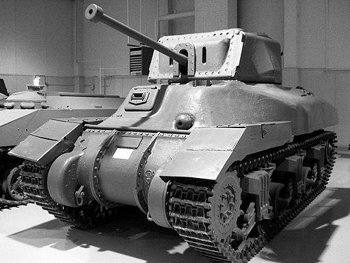Ram Mk 2 tank CFB Borden 1