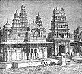 Rama temple at Pushkar - Page 118 - History of India Vol 1 (1906).jpg