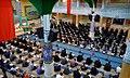 Ramadan 1439 AH, Qur'an reading at Great Hussainiya Mosque of Zanjan - 20 May 2018 03.jpg