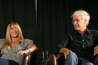 The Randi Rhodes Show - Randi Rhodes and talk show host, Mike Malloy