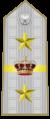 Rank insignia of generale designato d'armata of the Italian Army (1945-1947).png