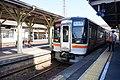 Rapid Mie at Matsusaka Station.jpg