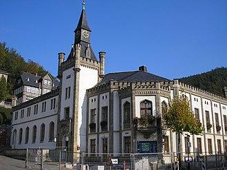 Leutenberg - Town hall