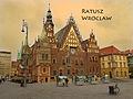 Ratusz we Wrocławiu-1 City Hall building Wroclaw Poland.jpg