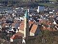 Ravensburg Evangelische Stadtkirche von der Veitsburg.jpg
